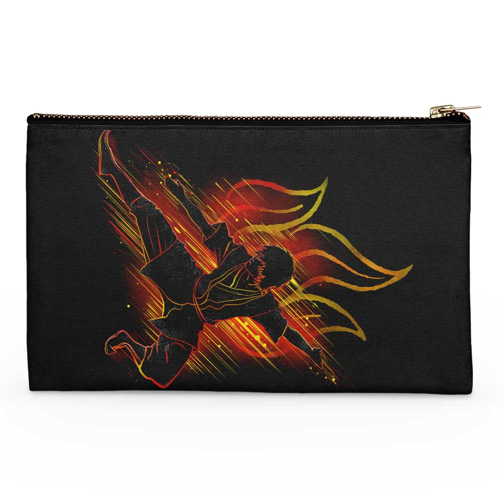 The Fire Bender - Accessory Pouch