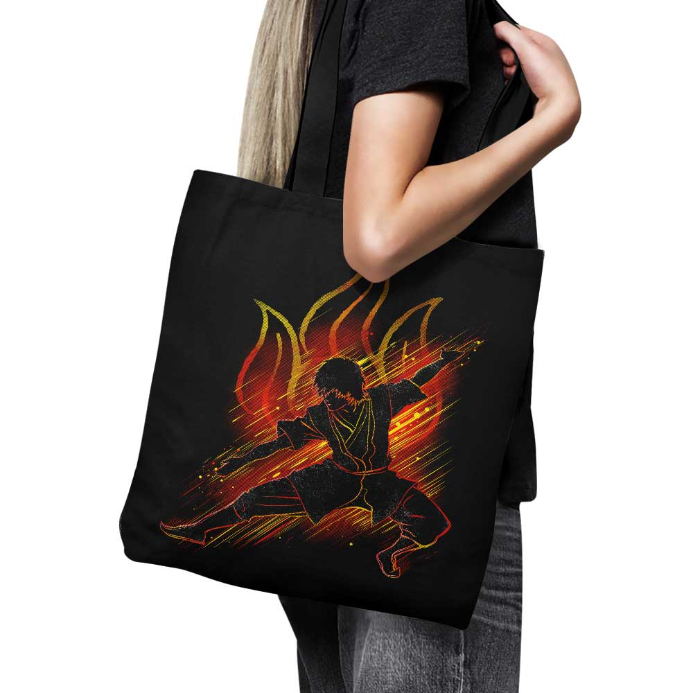 The Fire Bender - Tote Bag