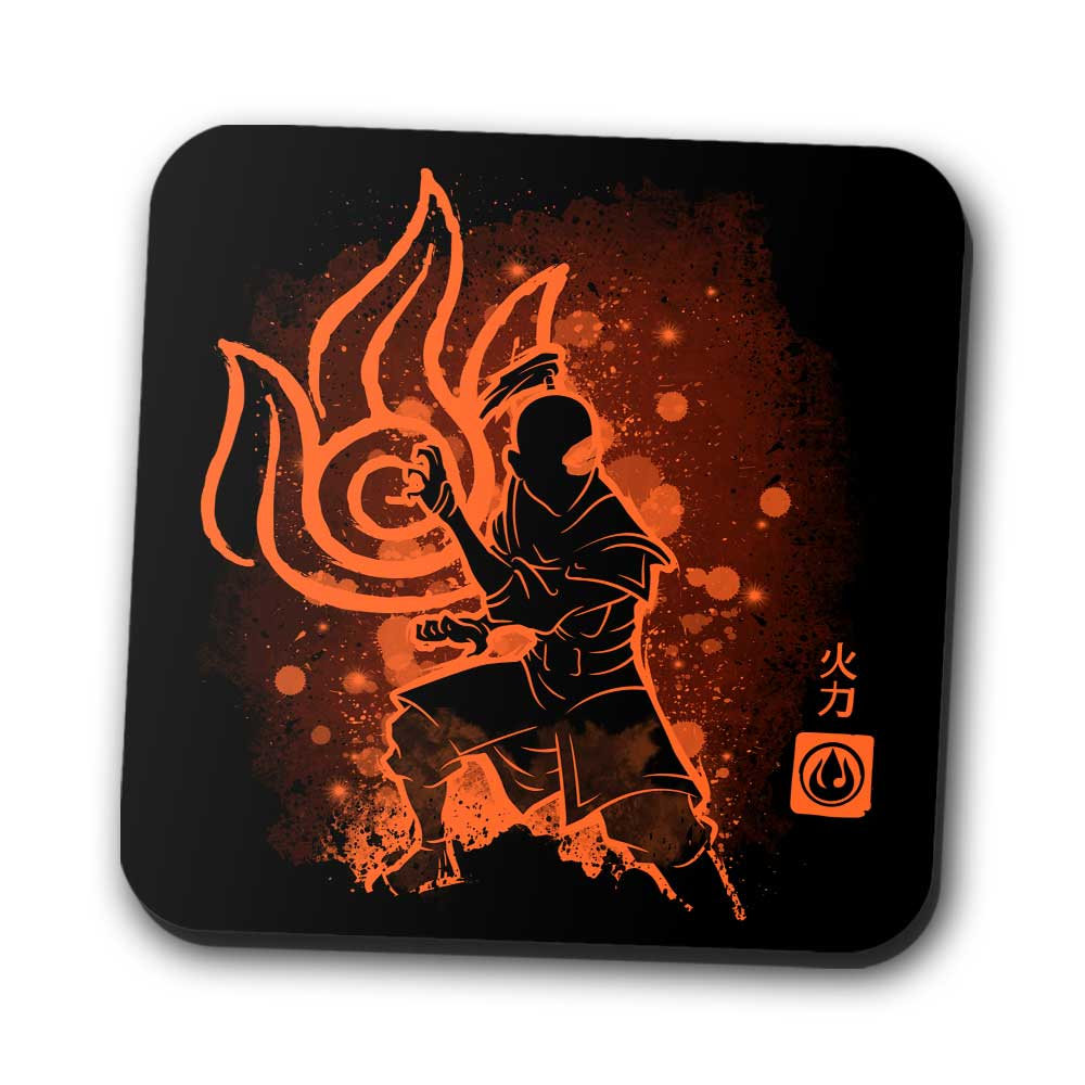 The Fire Power - Coasters