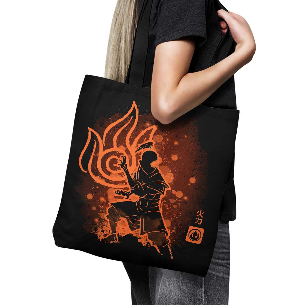 The Fire Power - Tote Bag