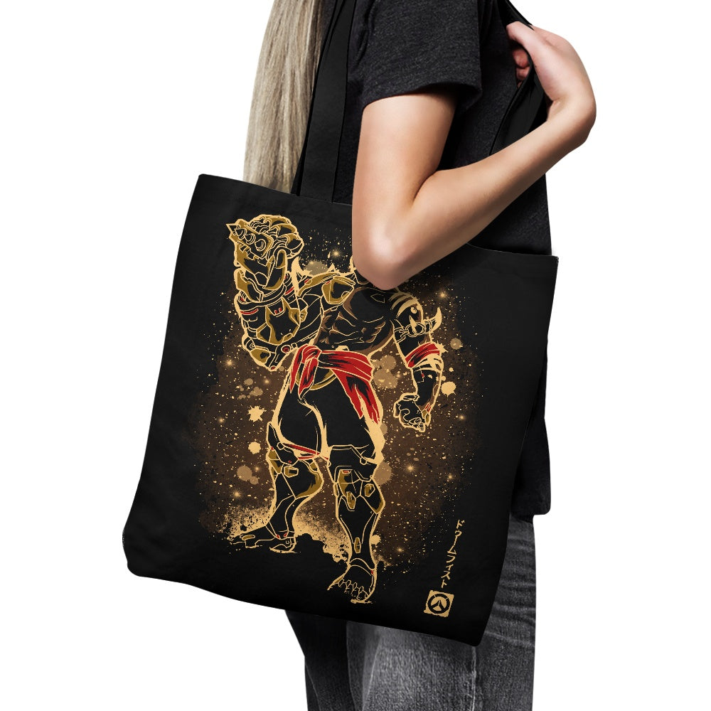 The Fist - Tote Bag