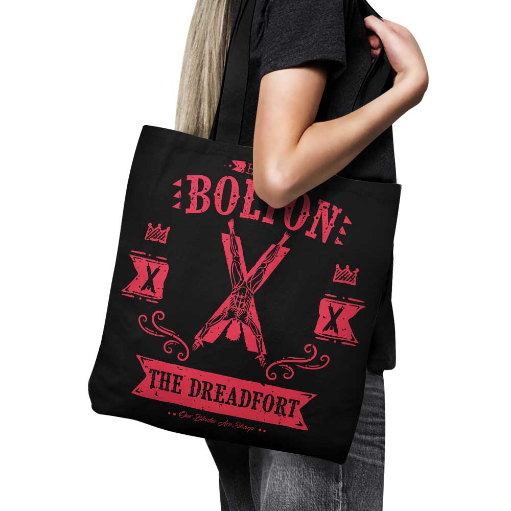 The Flayed Man - Tote Bag