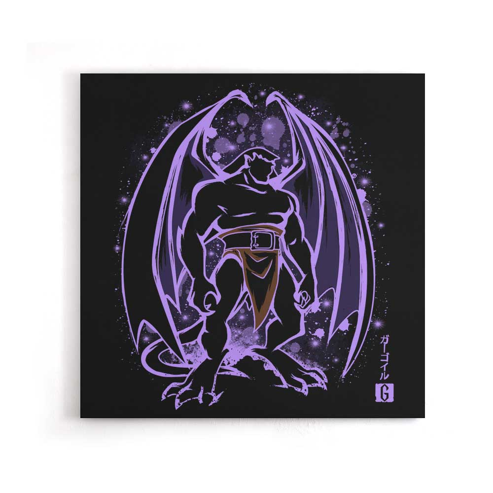 The Gargoyle - Canvas Print