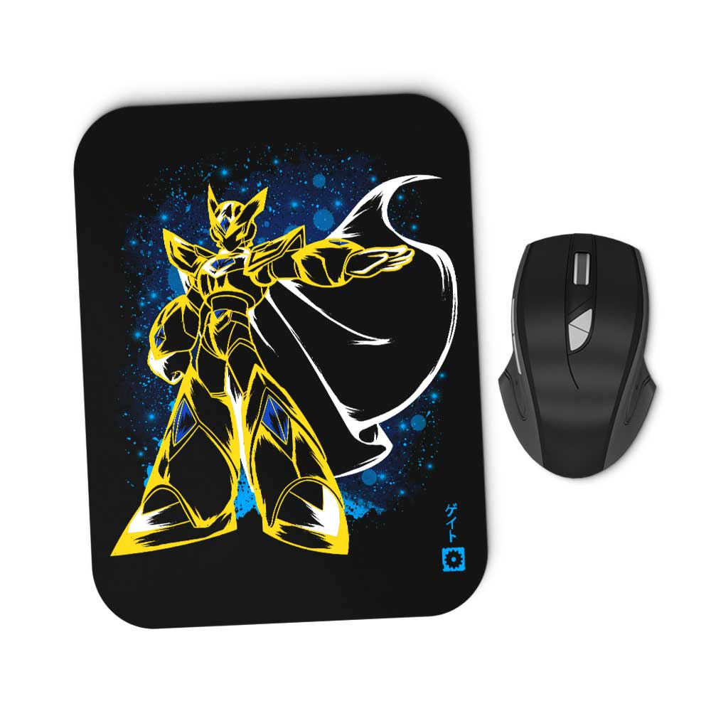 The Gate - Mousepad