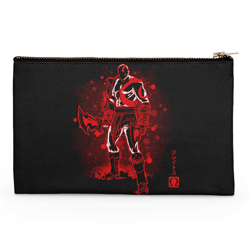 The Ghost of Sparta - Accessory Pouch