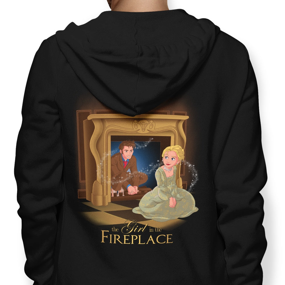 The Girl in the Fireplace - Hoodie