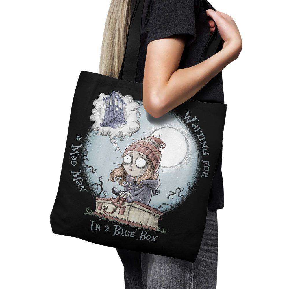 The Girl Who Waited - Tote Bag