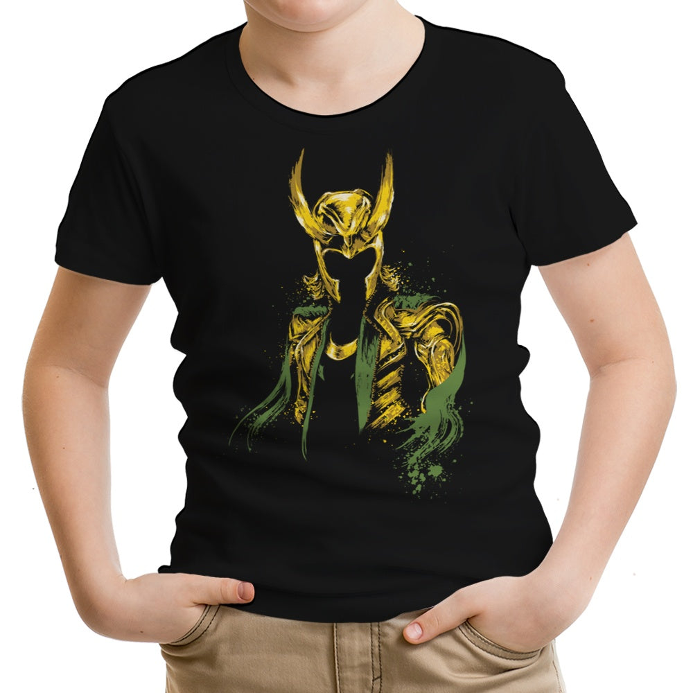 The God of Mischief - Youth Apparel