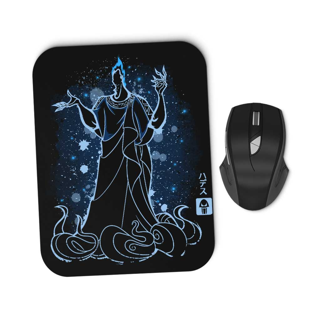 The God of the Underworld - Mousepad