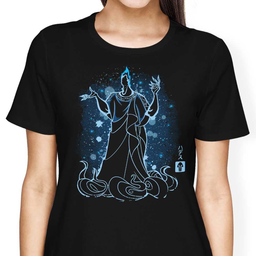 The God of the Underworld - Women's Apparel
