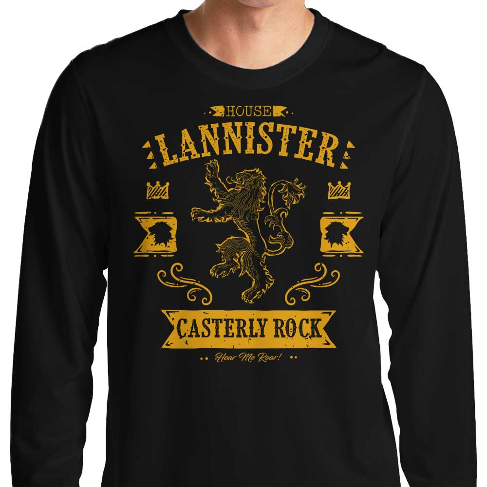The Golden Lion - Long Sleeve T-Shirt