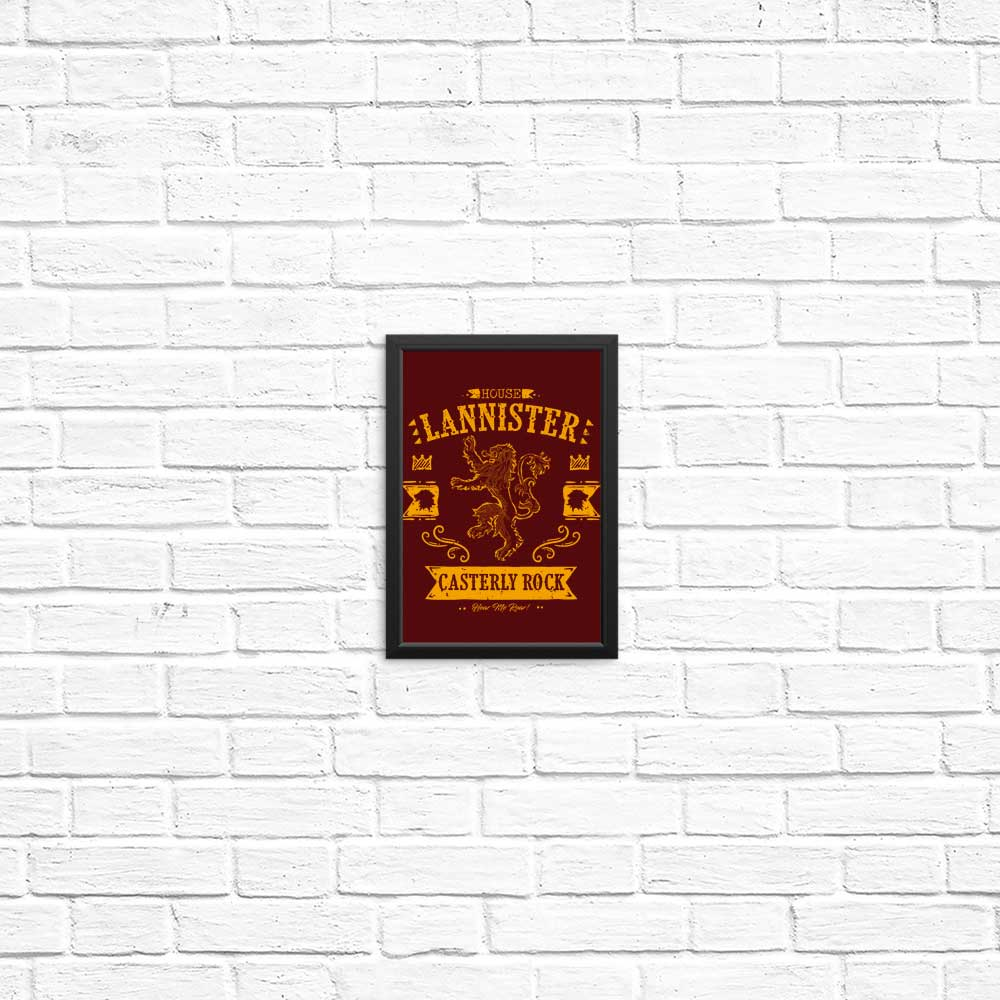 The Golden Lion - Posters & Prints