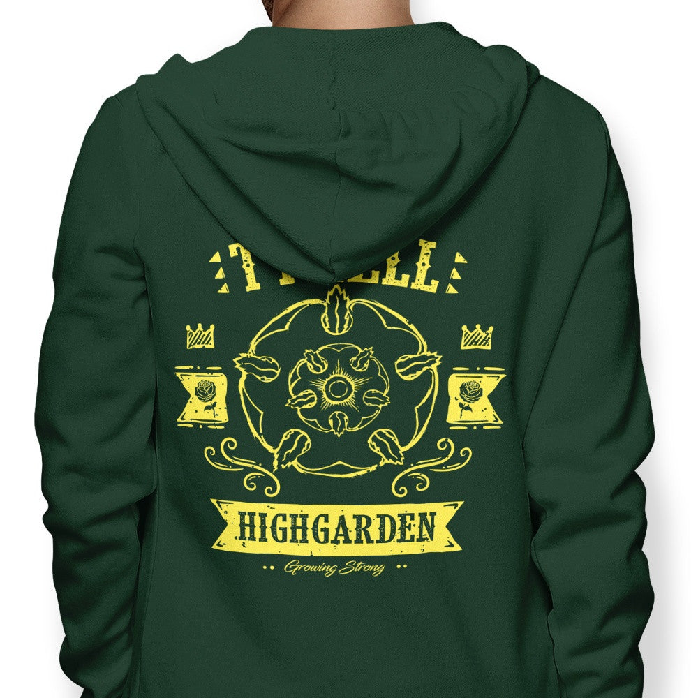 The Golden Rose - Hoodie