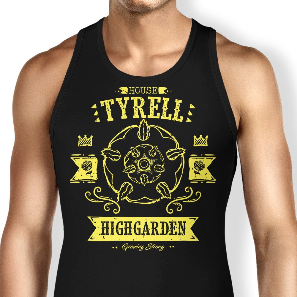 The Golden Rose - Tank Top