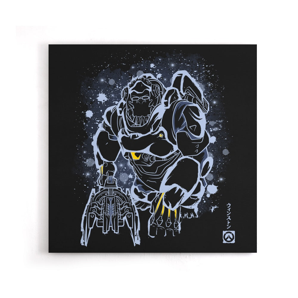 The Gorilla - Canvas Print