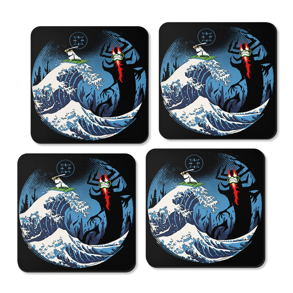 The Great Battle - Coasters