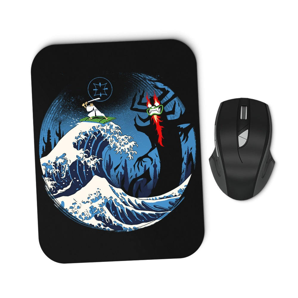 The Great Battle - Mousepad