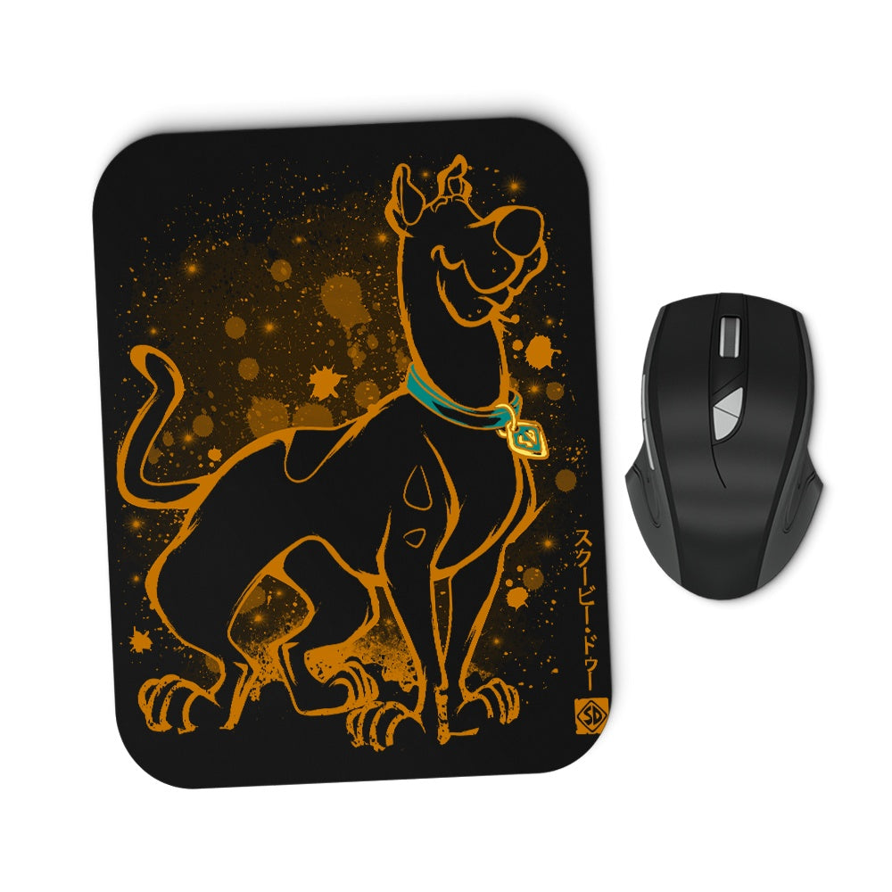 The Great Dane - Mousepad