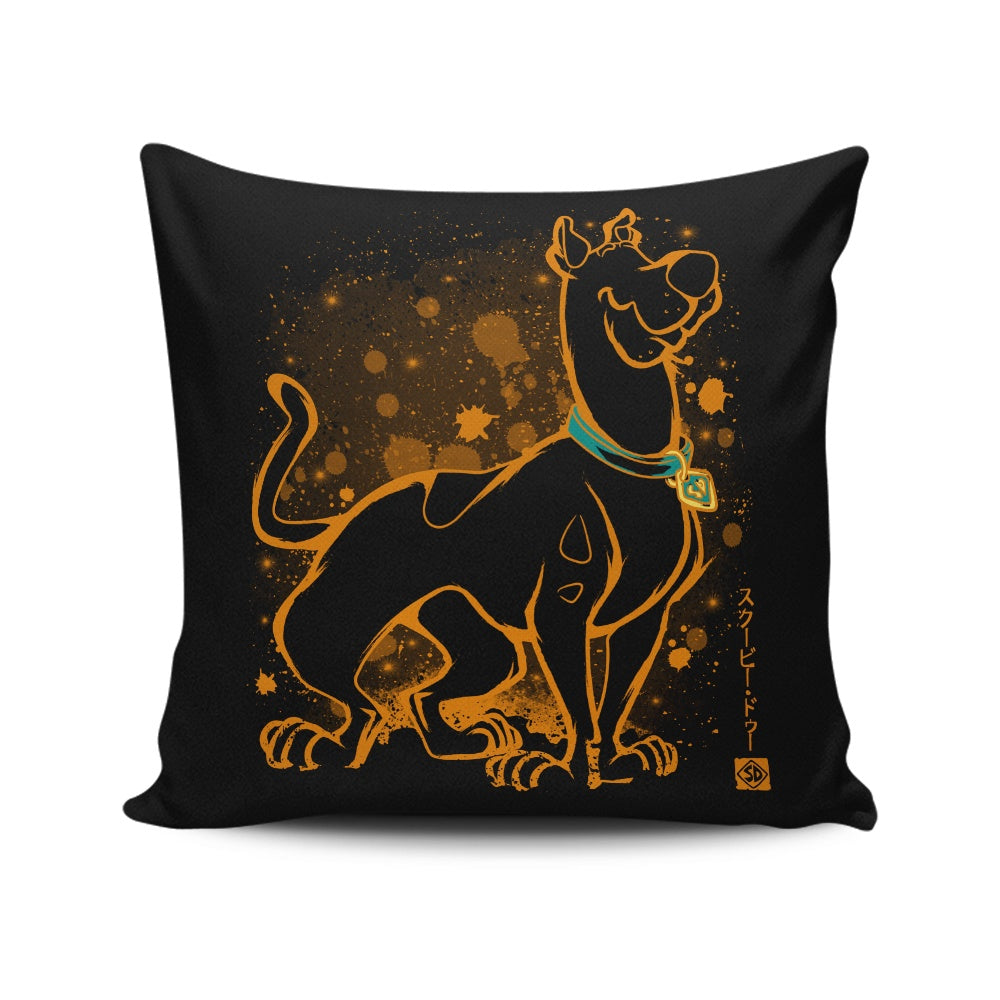The Great Dane - Throw Pillow