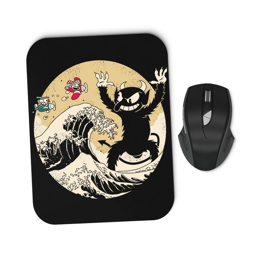 The Great Retro Battle - Mousepad