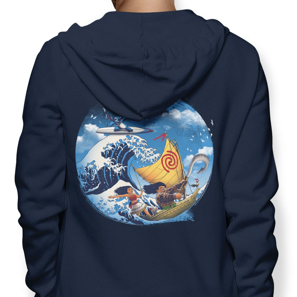 The Great Tropical Journey - Hoodie
