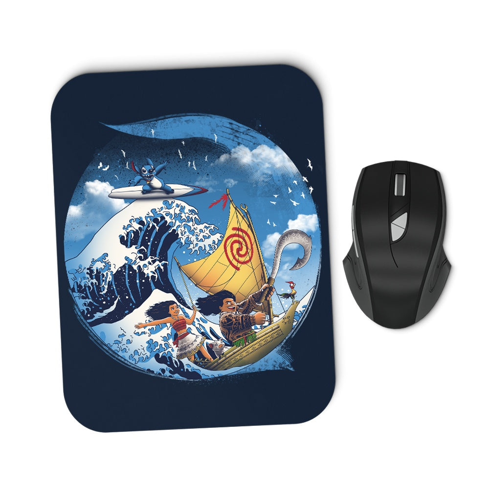 The Great Tropical Journey - Mousepad
