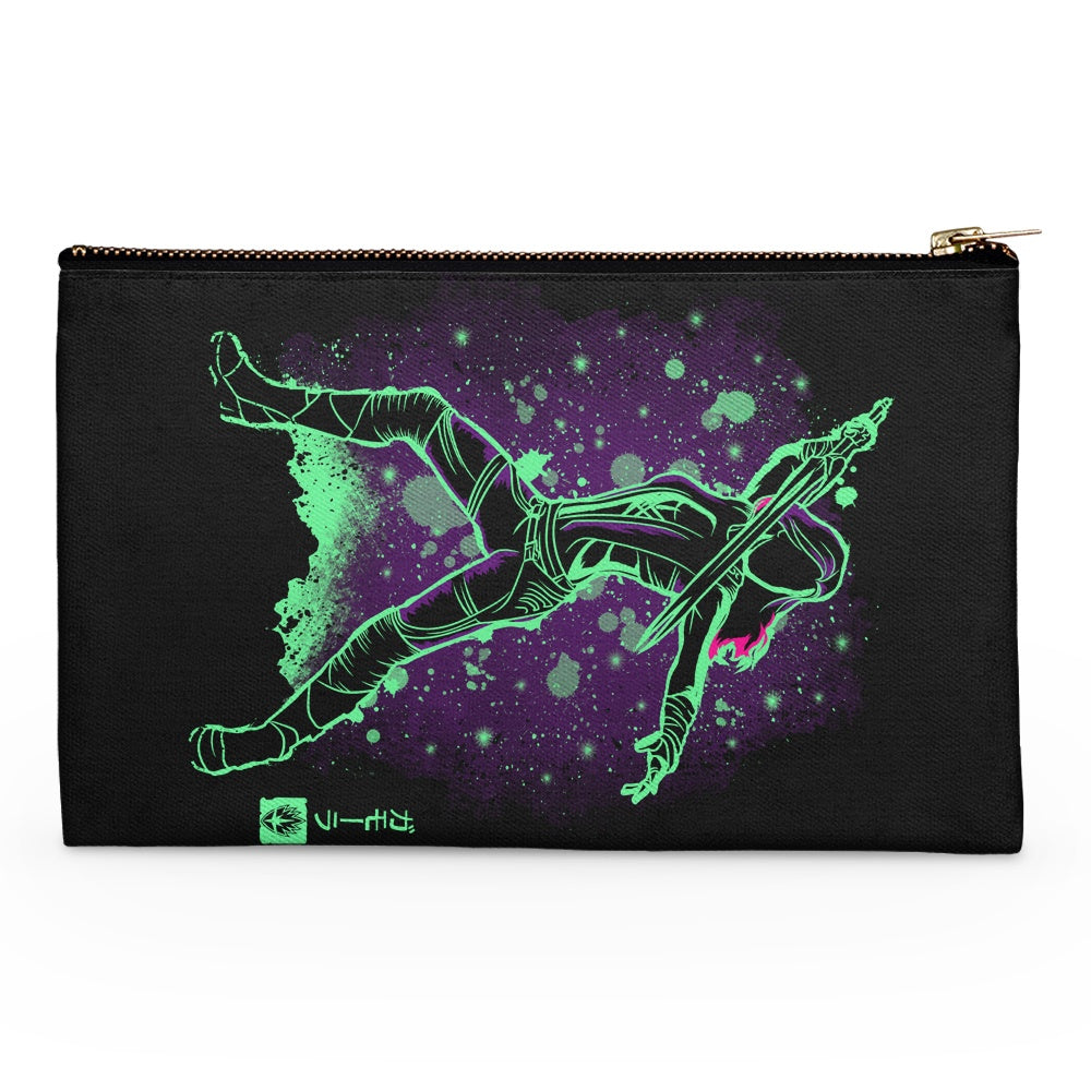 The Green Assassin - Accessory Pouch