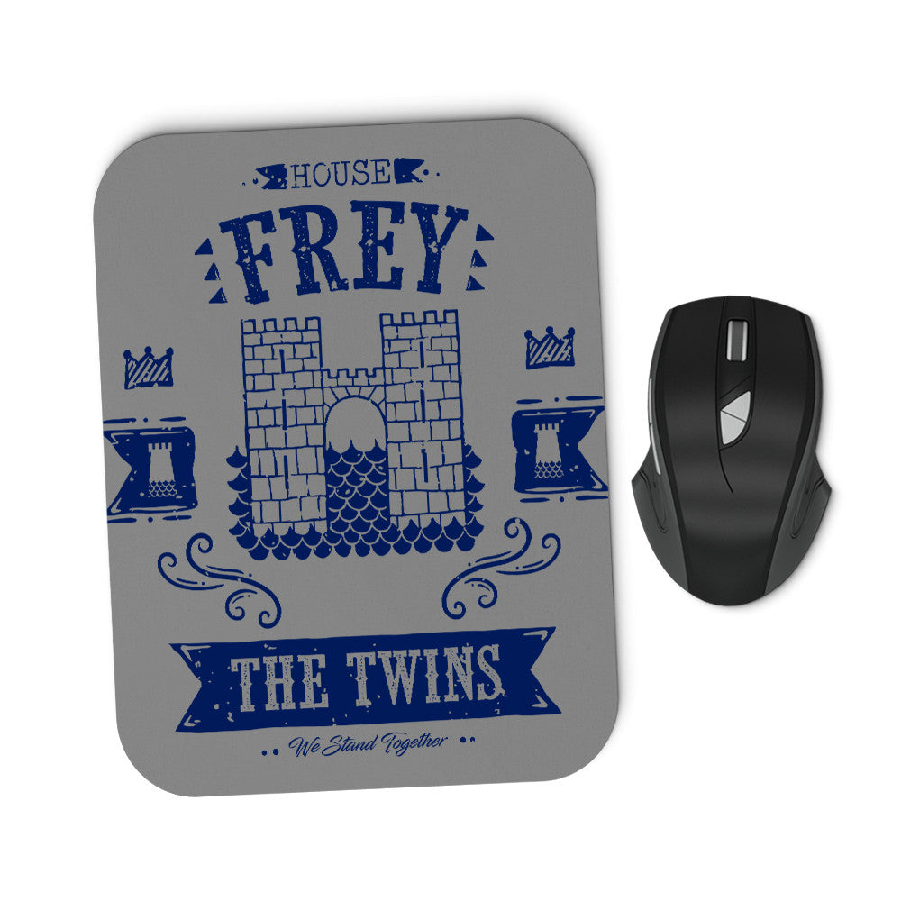 The Grey Towers - Mousepad