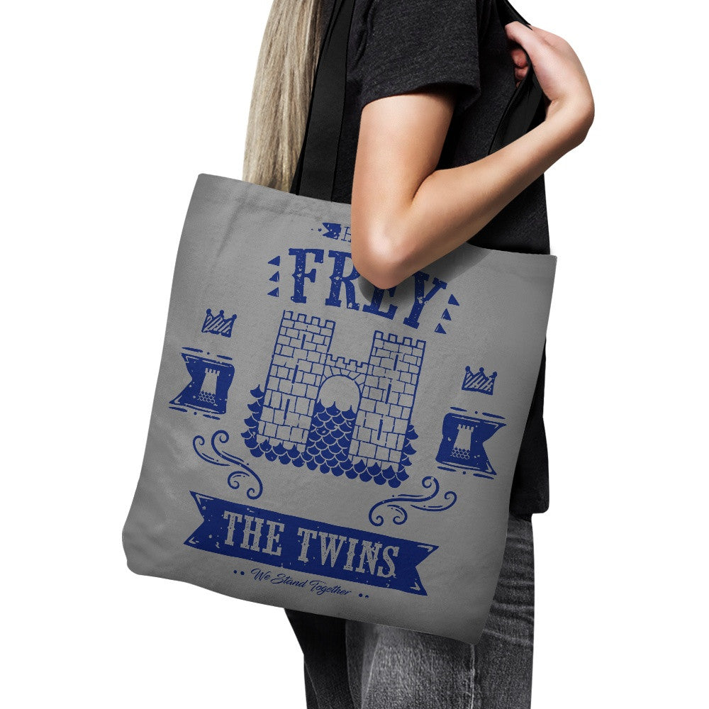 The Grey Towers - Tote Bag