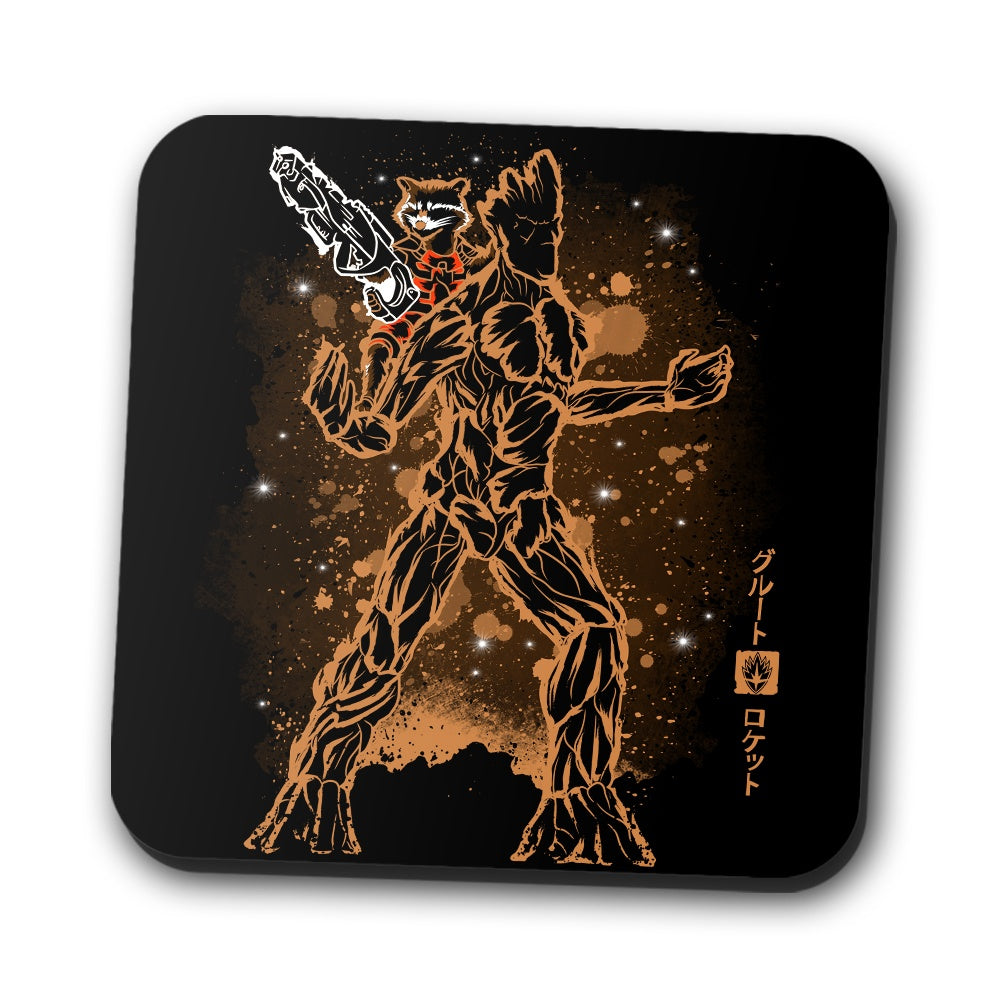 The Guardians - Coasters
