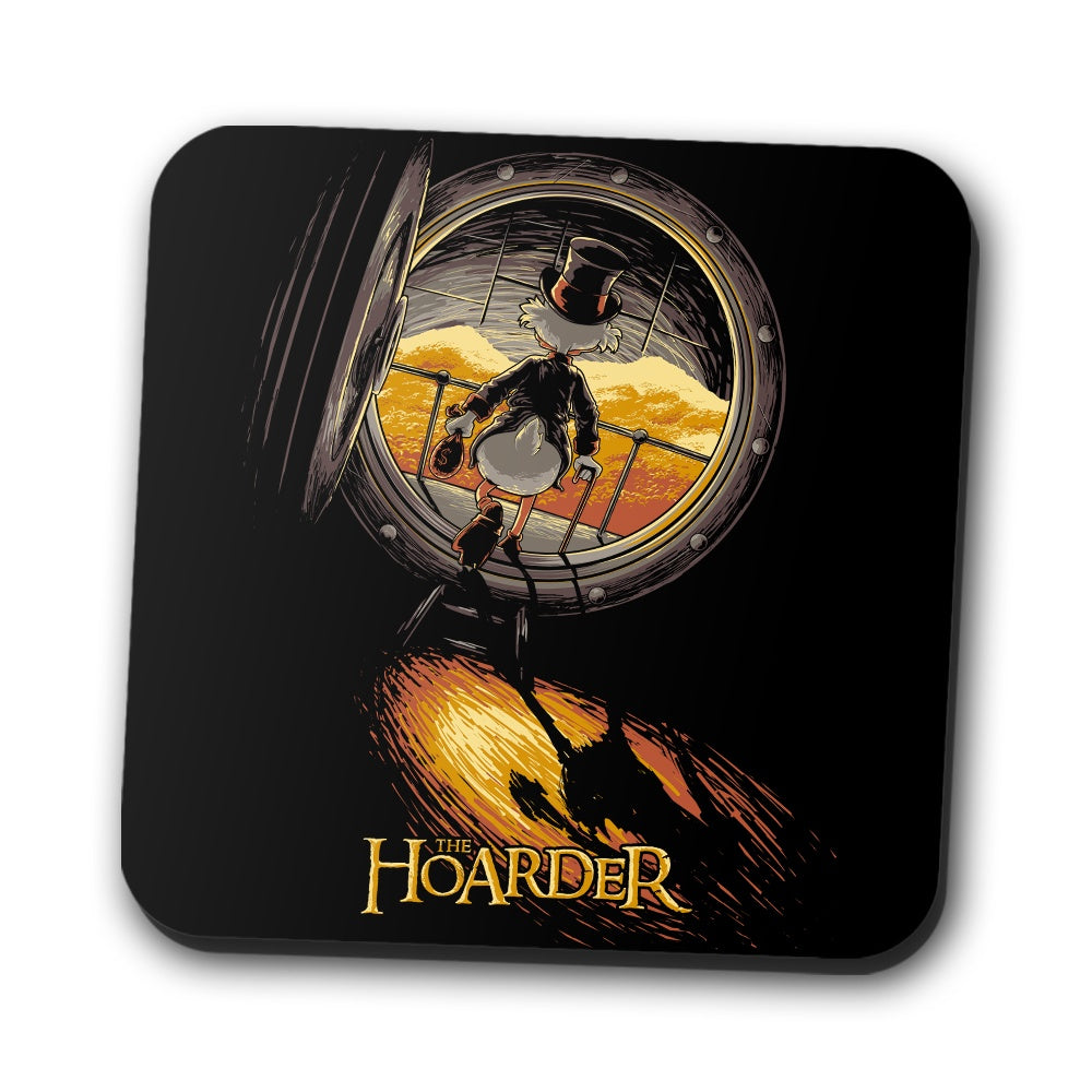 The Hoarder (Alt) - Coasters