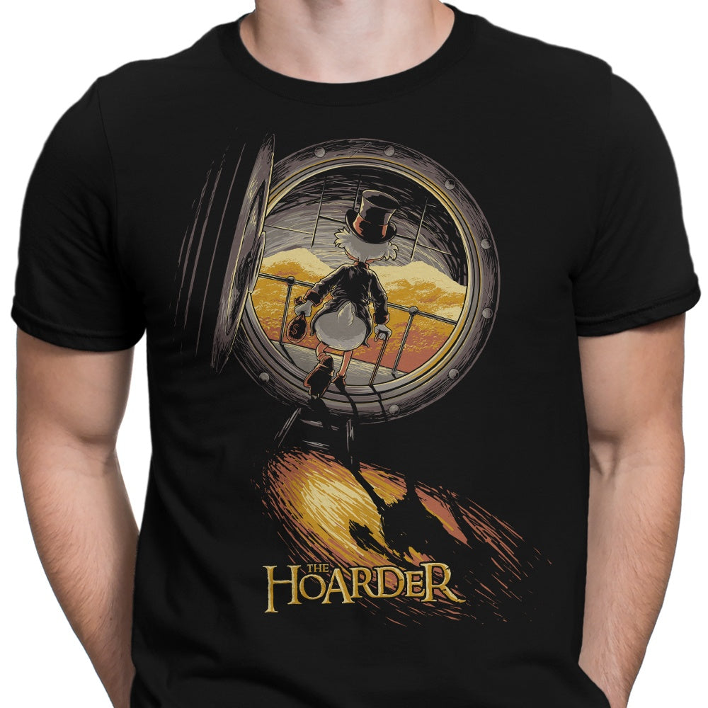 The Hoarder (Alt) - Men's Apparel