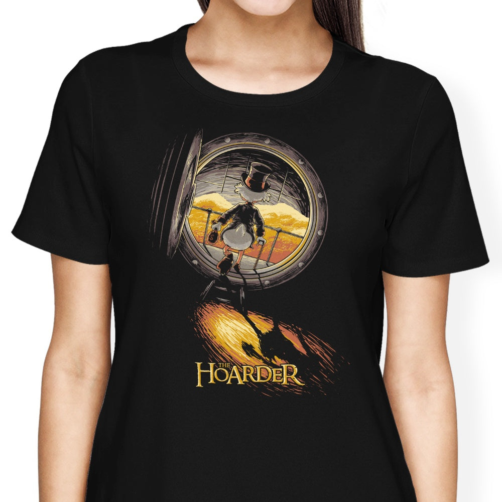 The Hoarder (Alt) - Women's Apparel