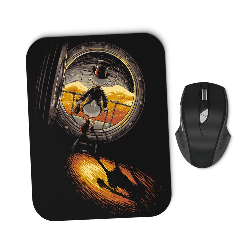The Hoarder - Mousepad