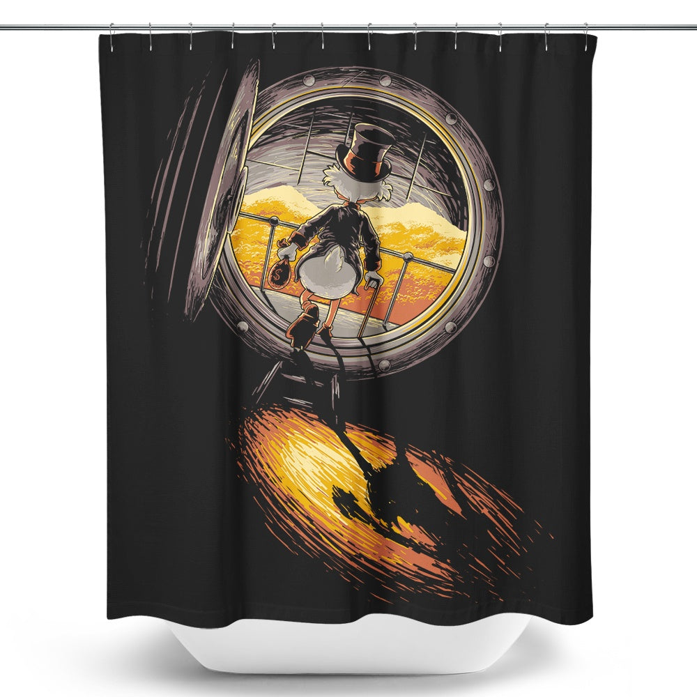 The Hoarder - Shower Curtain
