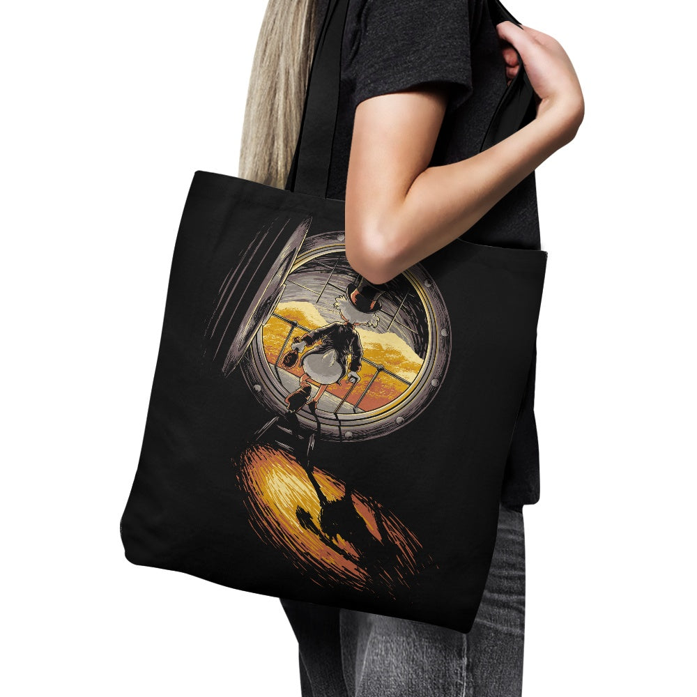 The Hoarder - Tote Bag