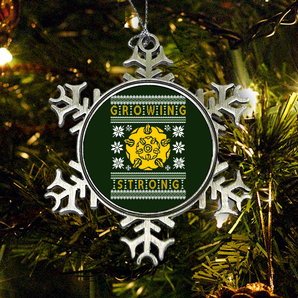 The Holidays are Growing Strong - Ornament