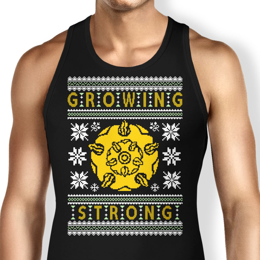 The Holidays are Growing Strong - Tank Top
