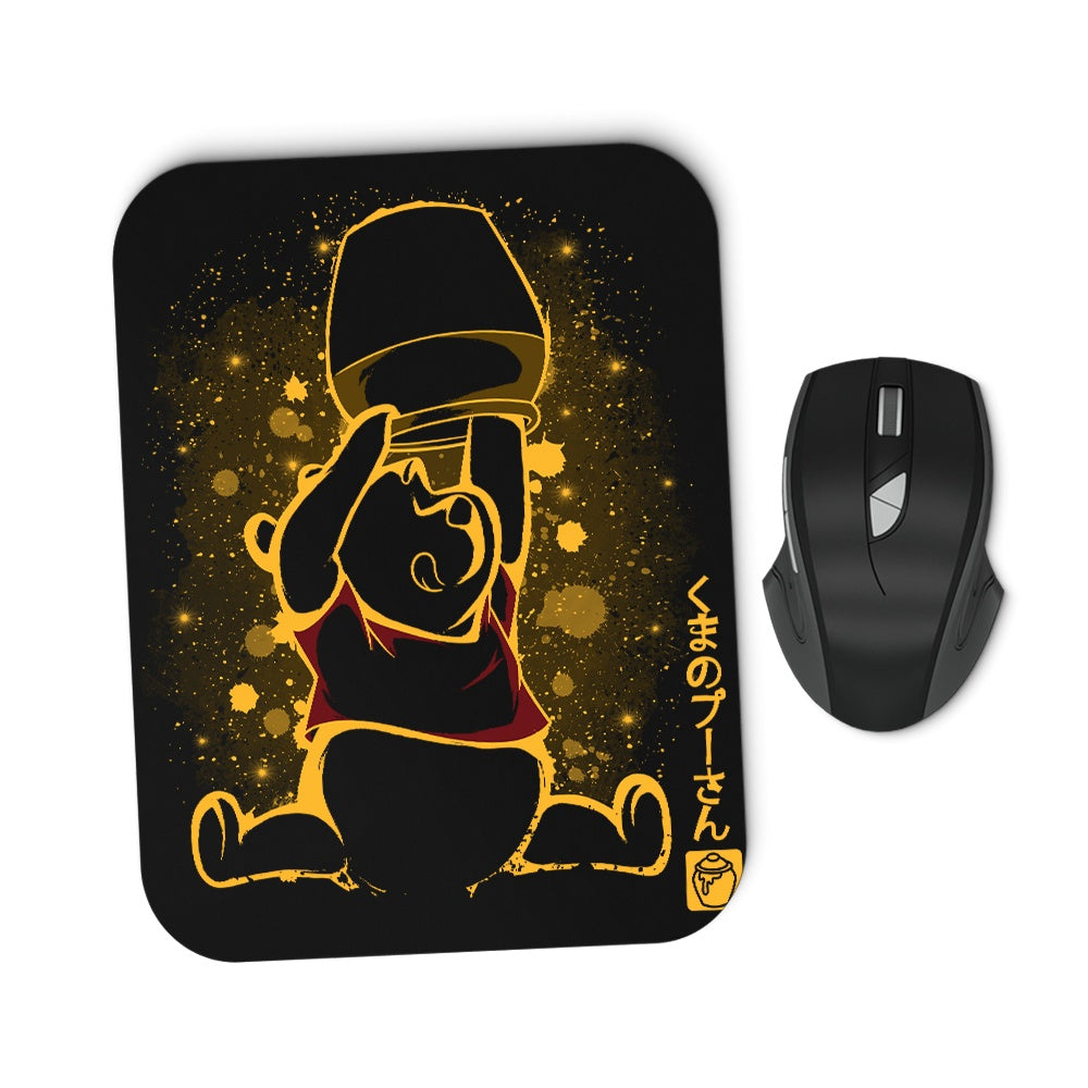 The Honey Bear - Mousepad
