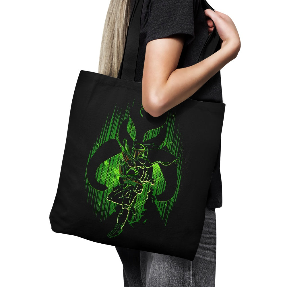 The Hunter's Shadow - Tote Bag
