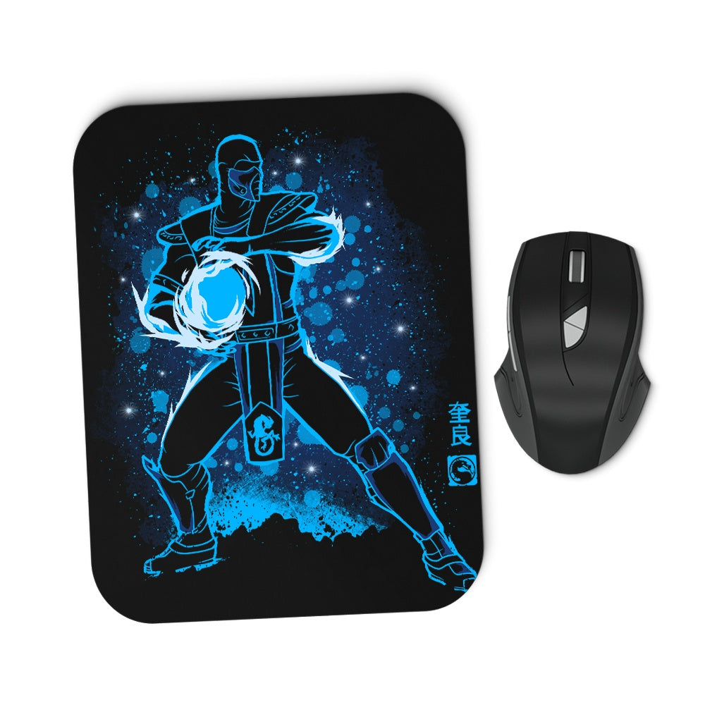 The Ice Assassin - Mousepad