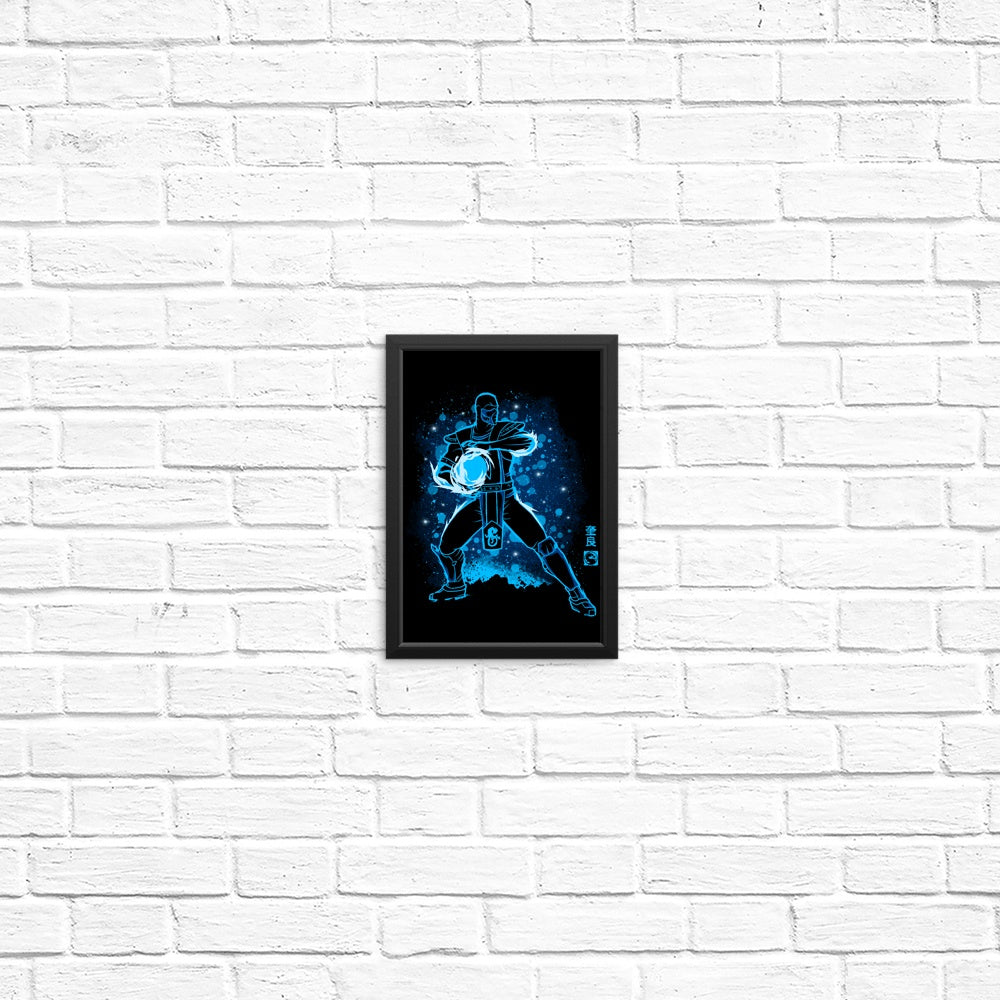The Ice Assassin - Posters & Prints