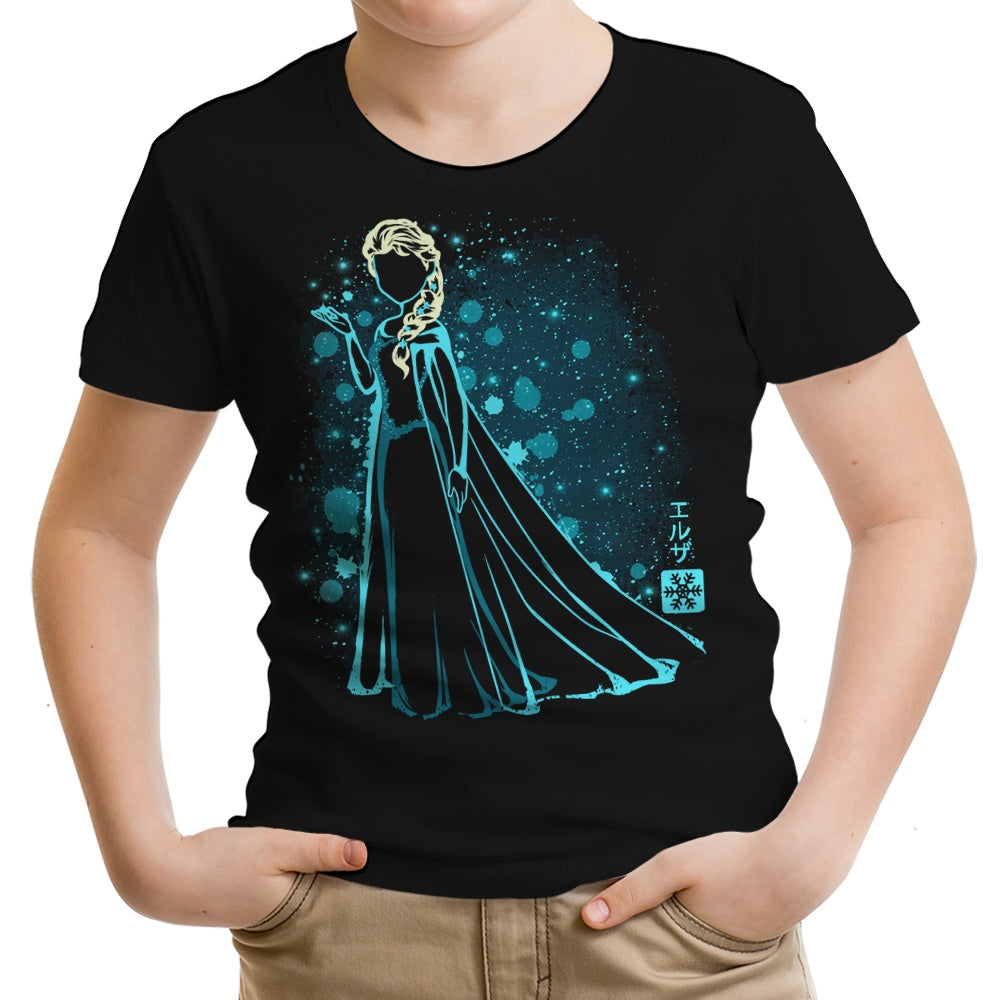 The Ice Queen - Youth Apparel