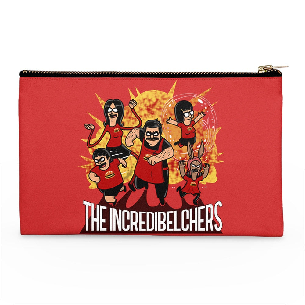 The Incredibelchers - Accessory Pouch