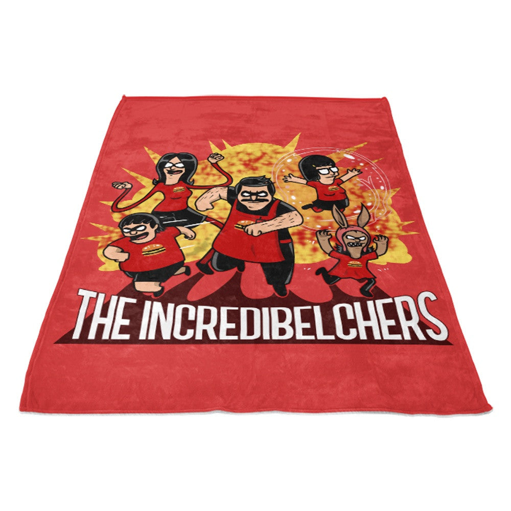 The Incredibelchers - Fleece Blanket