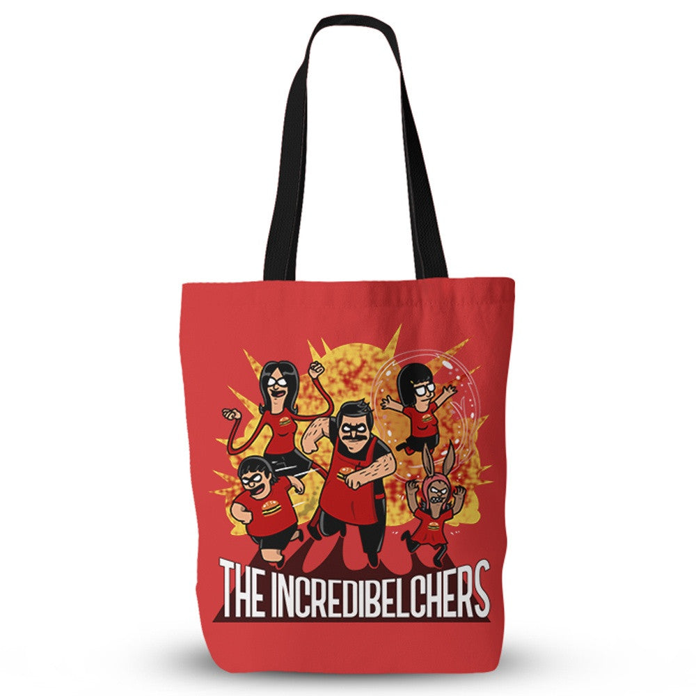 The Incredibelchers - Tote Bag