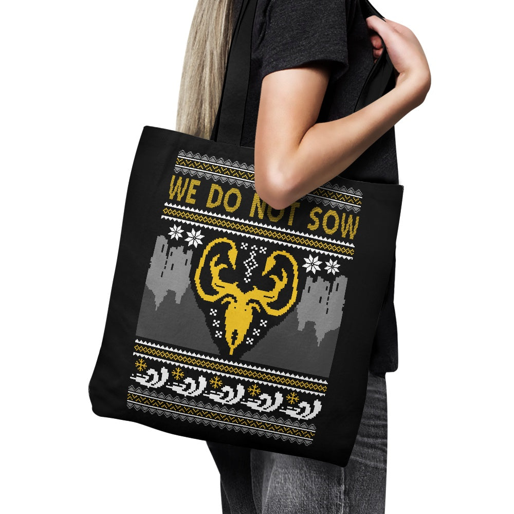 The Iron Sweater - Tote Bag