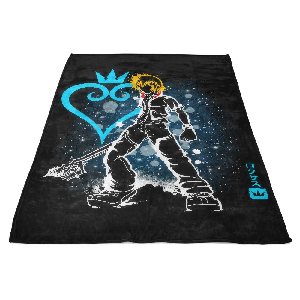 The Key of Destiny - Fleece Blanket