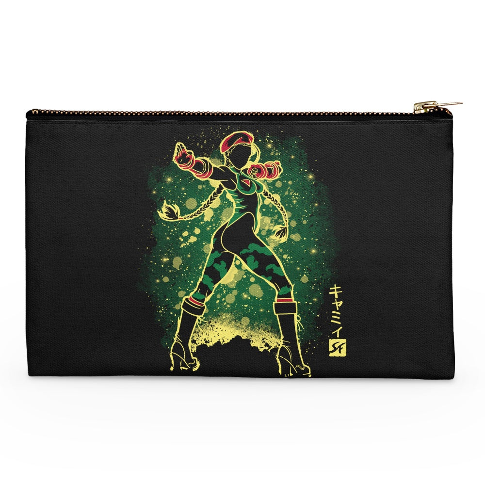 The Killer Bee - Accessory Pouch