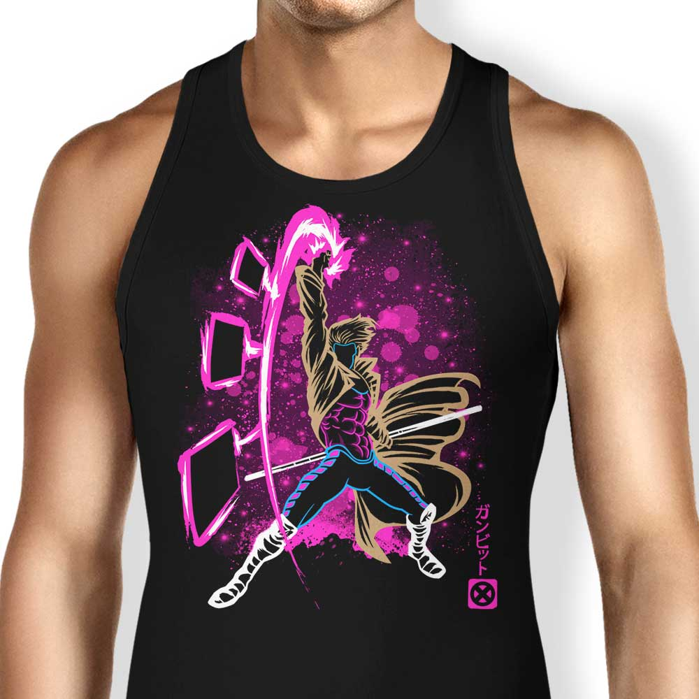 The Kinetic Card - Tank Top